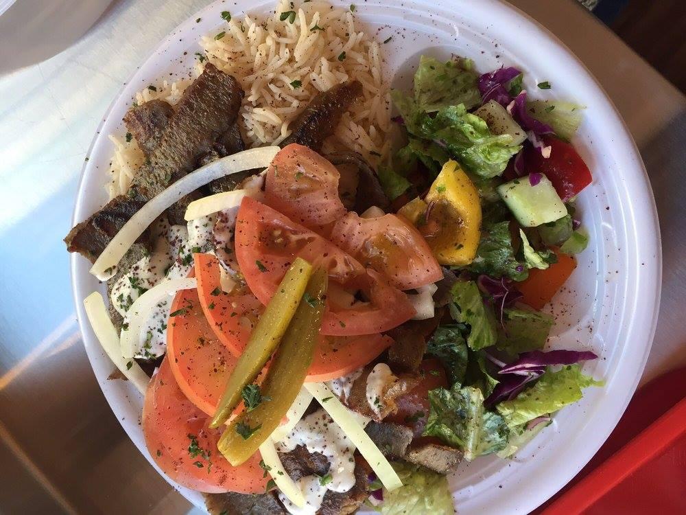 Za'atar Mediterranean Grill Chicago catering